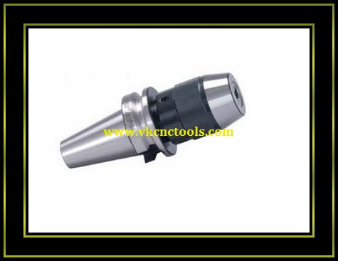 BT Taper Shank Keyless Drill Chuck Holder
