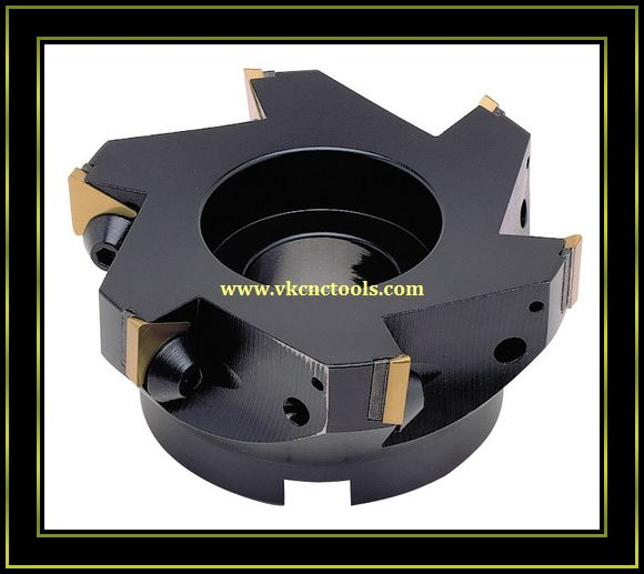 TPR Type Right-Angle Face Milling Cutters